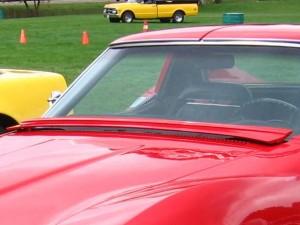 Old Cars Guide 1968 Corvette