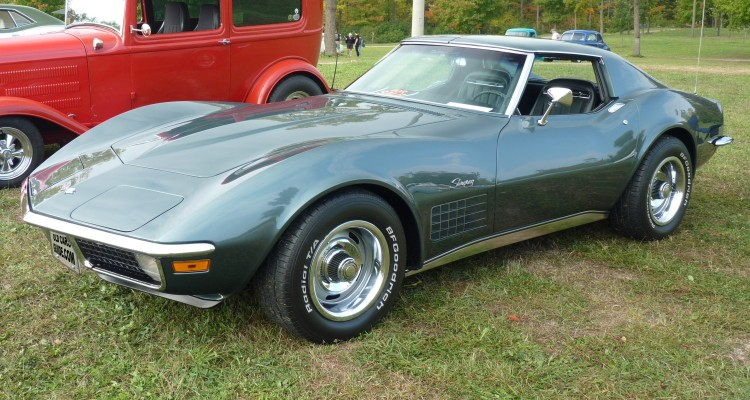 Corvette C3 Stingray >> Old Cars Guide: 1970 Corvette
